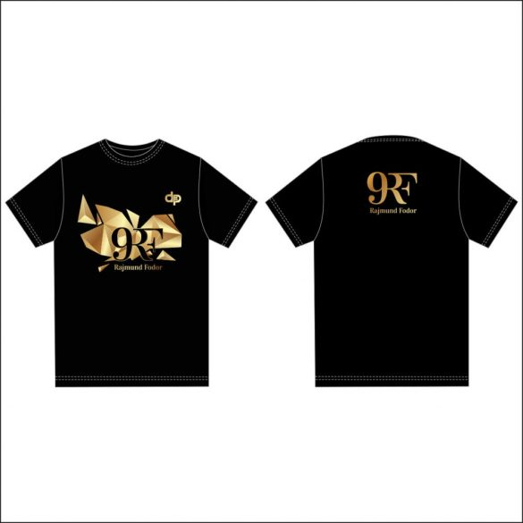 Herren T-shirt-HWPSC 9RF-Pyramids
