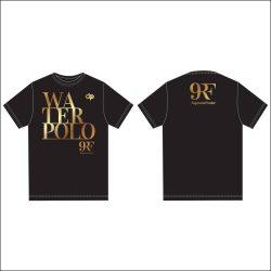 Herren T-shirt-HWPSC 9RF-gold water polo