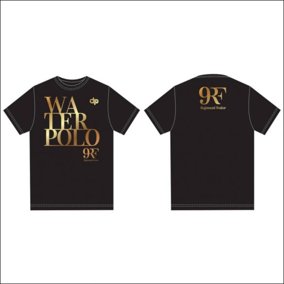 Herren T-shirt-HWPSC 9RF-gold water polo