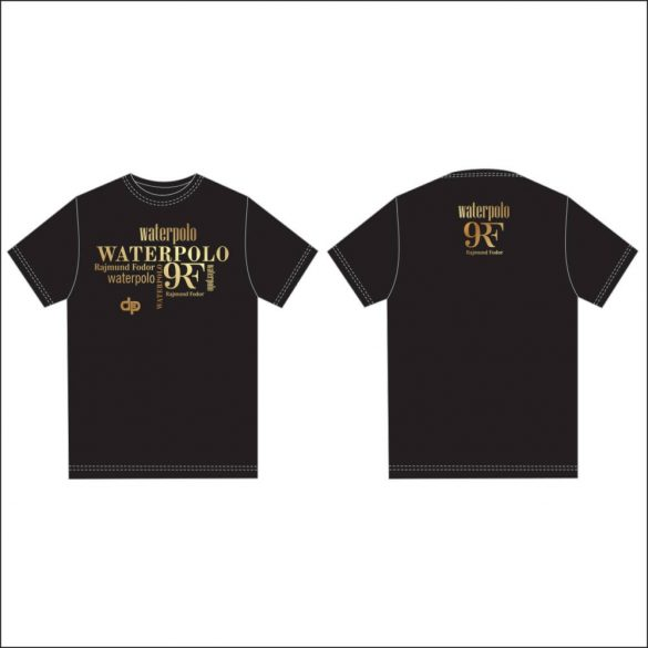 Herren T-shirt-HWPSC 9RF Waterpolo scripts