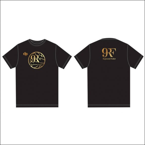 Herren T-shirt-HWPSC 9RF-gold ball