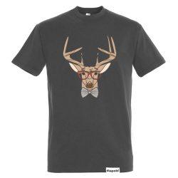 Herren T-shirt-Deer