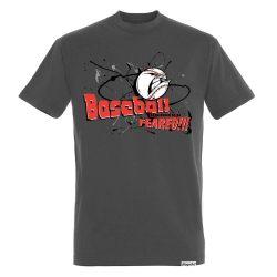 Herren T-shirt-Angry Baseball