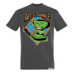 Herren T-Shirt-Rattlesnake