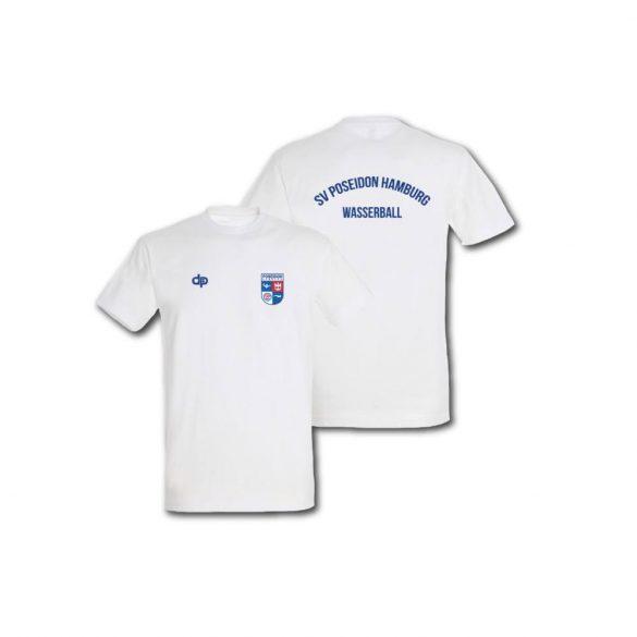 Hamburg Poseidon männlich T-Shirt