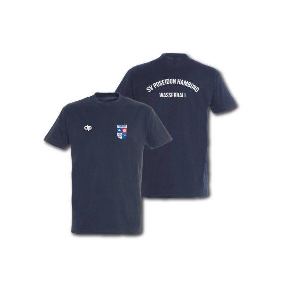 Hamburg Poseidon-Herren T-shirt
