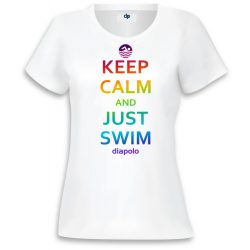 Damen T-shirt-DiapoloMania D60