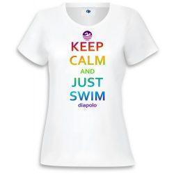 Damen T-shirt - DiaPoloMánia D60