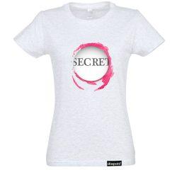 Damen T-Shirt-Secret