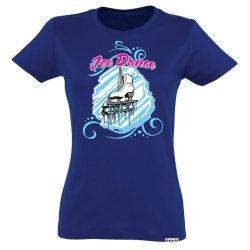 Damen T-shirt-Ice Dance