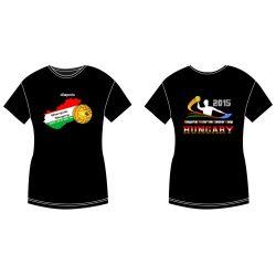 Damen T-shirt - DiapoloMania HUN land HWPSC