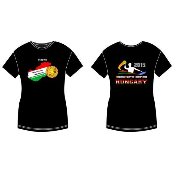 Damen T-shirt-DiapoloMania HUN land HWPSC