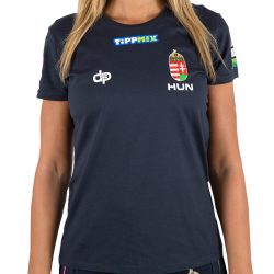 Ungarische Wasserball-Nationalmannschaft - Maryland Funktion T-shirt blau