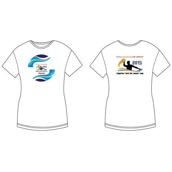 Damen T-shirt-DiapoloMania HWPSC4