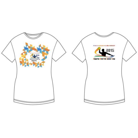 Damen T-shirt-DiapoloManie HWPSC6