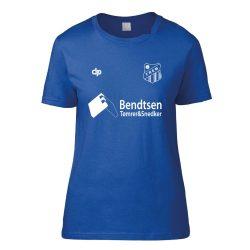 Damen T-shirt - Frem königsblau