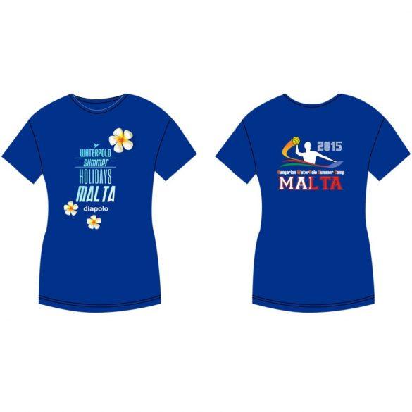 Damen T-shirt-DiapoloMania Malta Holidays HWPSC