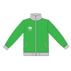 Damen Windjacke-grün