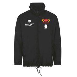 OSC Potsdam-Regenjacke-schwarz