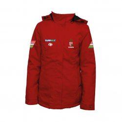 Ungarische Wasserball-Nationalmannschaft-Jacke-rot
