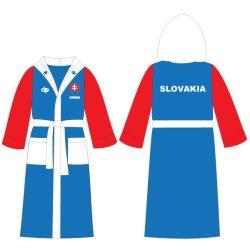 Bademantel-Slovakei