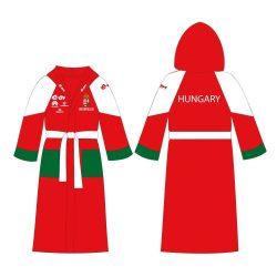 Ungarische Wasserball-Nationalmannschaft-Damen Bademantel