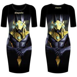 Damen Kleid-Anubis