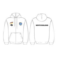 Deutsche Herren Wasserball Nationalmannschaft - Pullover weiss