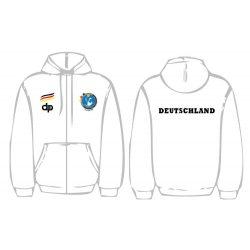Deutsche Damen Wasserball Nationalmannschaft - Pullover weiss