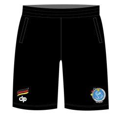 Deutsche Herren Wasserball Nationalmannschaft - Short aus Baumwolle weiss