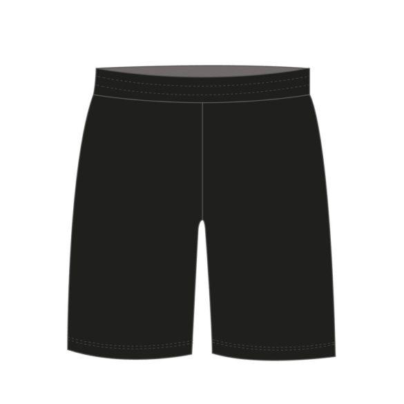 ASV06 AACHEN-Short Omni-schwarz