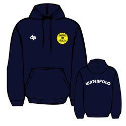 Pullover-WP1 gestickten-navy blau