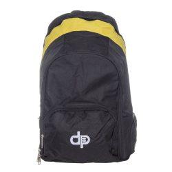 Fire Rucksack - gross (43x56x29 cm) schwarz-gelb