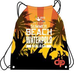 Turnbeutel -HWPSC Malaga HandsUp