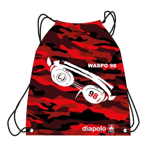 WASPO 98 Europe Reisetasche mit Rollen Design1