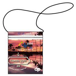 Kartehalter - HWPSC Florida palms lanyard