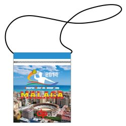 Kartehalter - HWPSC Malaga city