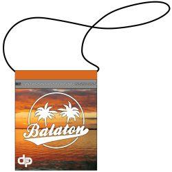 Kartehalter-Balaton Sunset