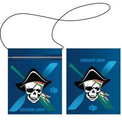 Kartenhülle - 2014 Szeged Pirate navy