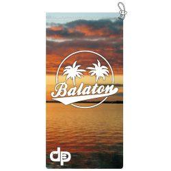 Brillenetui - Balaton Sunset