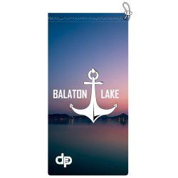 Brillenetui - Balaton Lake