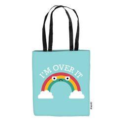 Einkaufstasche-I'm Over It