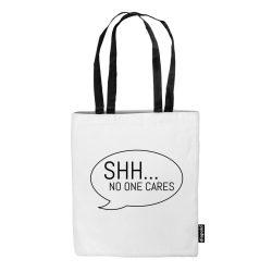 Einkaufstasche-No One Cares