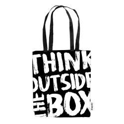 Einkaufstasche-Think Outside The Box