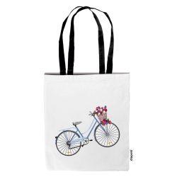 Einkaufstasche - Bicycle