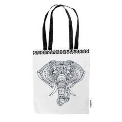 Einkaufstasche - Elephant