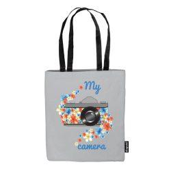 Camera Shopping Bag