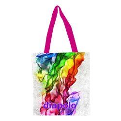 Einkaufstasche - Rainbow Sinus
