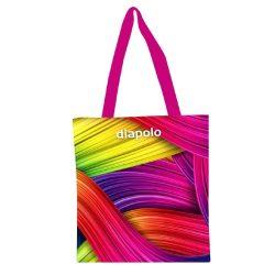 Einkaufstasche-Rainbow Flash