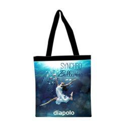 Einkaufstasche-Sync ballerina